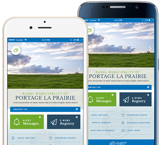 Download For Free - Portage la Prairie App
